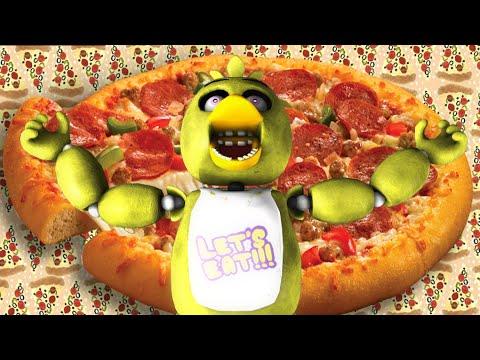 [SFM FNAF] PIZZA
