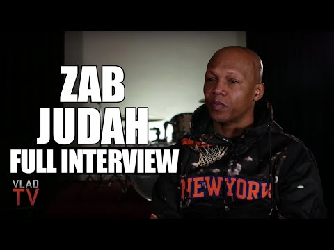 Zab Judah on Floyd Mayweather, Mike Tyson, Don King, Pernell Whitaker, Big Meech (Full Interview)