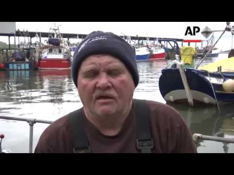 Angry UK Fishermen Want To Leave EU