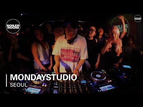 Mondaystudio Boiler Room Seoul DJ Set