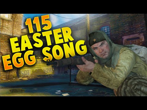 Kino Der Toten Easter Egg Song Tutorial! 115 Call of Duty Black Ops Zombies Easter Eggs