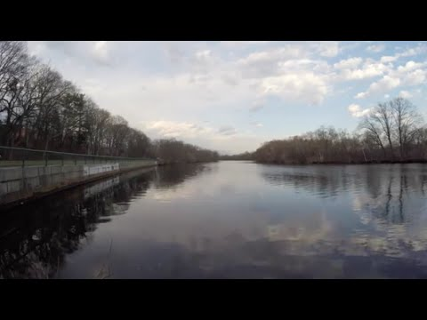 Charles River Spring 4k