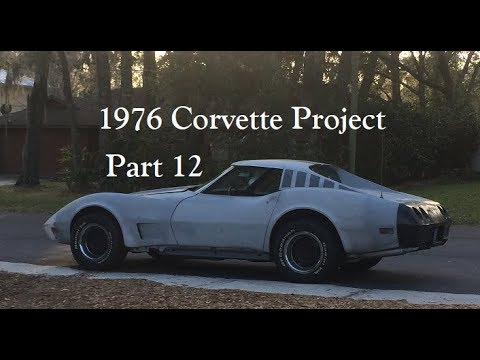 Repeat Corvette C3 Birdcage Rust Repair Part 1 by