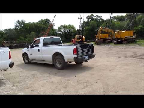 1999 Ford F250 Super Duty XL pickup truck for sale | sold at auction July 29, 2015