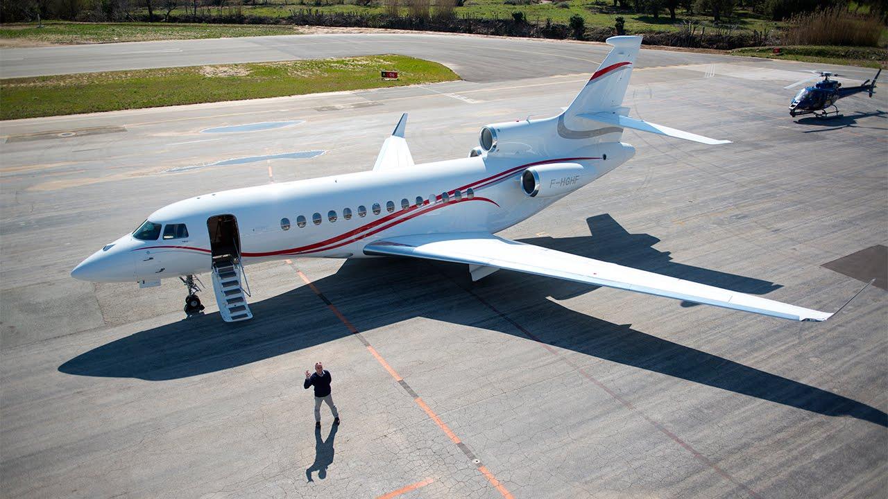 Falcon 7X LOC-I Due To Solder Defect - Aerossurance