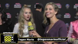 Tegan Marie dishes on her upcoming Tour at the 2018 Radio Disney Music Awards