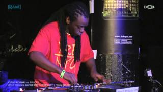 Cysko Rokwel vs. DJ Solo || 2010 DMC U.S. Battle For Supremacy || Final Round