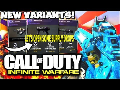 Call of Duty Infinite Warfare-One more Resolution Reload Triple Play Bundle Opening