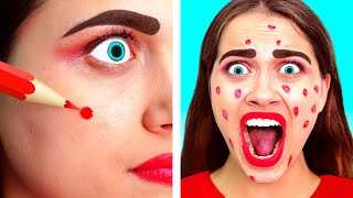 SISTERS vs BROTHERS PRANKS   Trick Your Siblings by Ideas 4 Fun