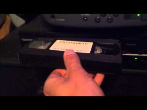 how to fix moldy vhs tapes!