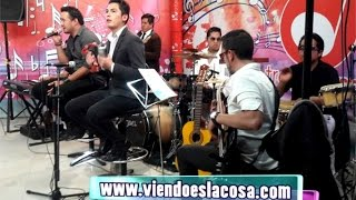 VIDEO: TRAVESURAS (Acústico en Tropicalísimo)