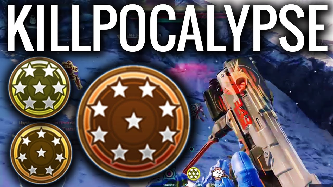 Killpocalypse with Pistol & AR - Warzone on March on Stormbreak