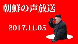 朝鮮の声放送171105