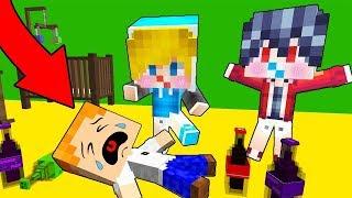 ДЕТИ ПОДРАЛИСЬ С ХУЛИГАНОМ! - ДЕТСКИЙ САДИК В МАЙНКРАФТ #2 Мультик для детей Kids и Baby Minecraft