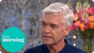 Phillip Schofield Opens up About Being Gay | This Morning
