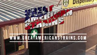 Introducing Great American Strains Dispensary, Inc