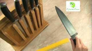 Обзор набора ножей Rondell Bohle RD-457