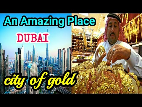 Dubai City of Gold | TOP attractions in 2019 ( Burj Khalifa)