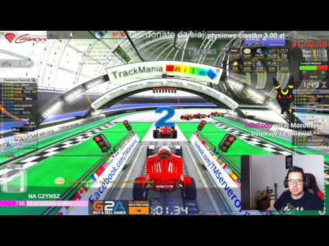 LIVE TRACKMANIA NATIONS FOREVER