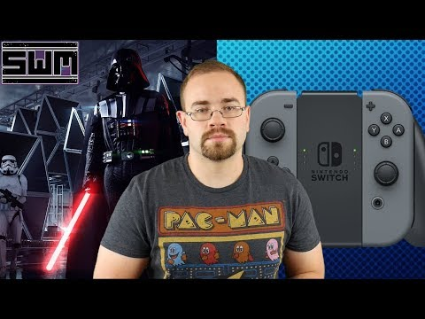 News Wave! - The Battlefront 2 Situation Gets Weird And The X Debuts Alongside Big Switch Sales