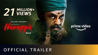 narappa-official-trailer-venkatesh-priyamani-rao-ramesh-nassar-amazon-prime-video