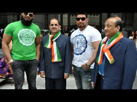 Dr  Ausaf Sayeed Honorable Consul General of India Chicago  USA