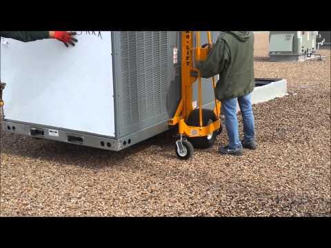 pro-lift hvac lift/cart