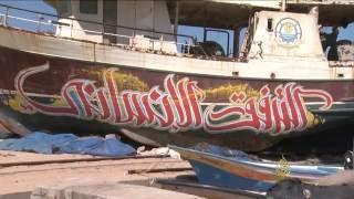 هذه قصتي-في غزة.. رسومات غرافيتي بحروف عربية