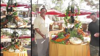 Mumm Napa Winery & Chef Frank Miller Farm To Table Event