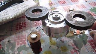 Вечный двигатель без батареек очень простой, смотрим!
