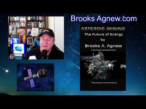 FM Signals Coming from Jupiter's Moon: X-Squared Radio with Brooks Agnew 13 Jan, 2021