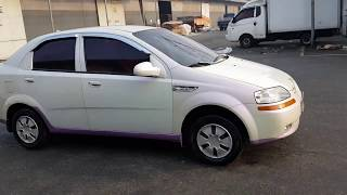 Korean Used Car -2003 GM Daewoo (Chevrolet) Kalos 1.5sohc M/T [Autowini.com]