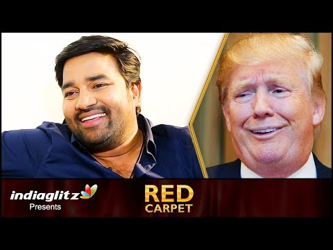 Trump wants me to SAVE America : Mirchi Shiva funny but Serious Interview | Kalakalappu 2, Party