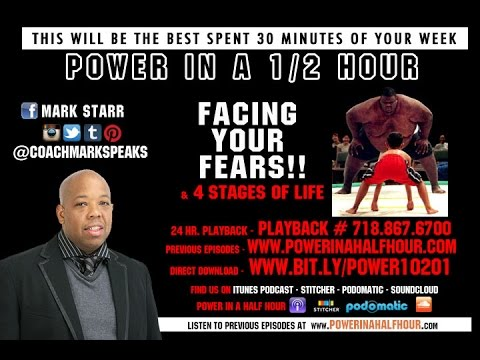 Power in A Half Hour - Episode 2 - Facing Your Fears