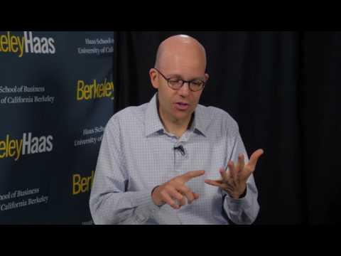 Interview: Don Moore, Professor, Haas School of Business, UC-Berkeley