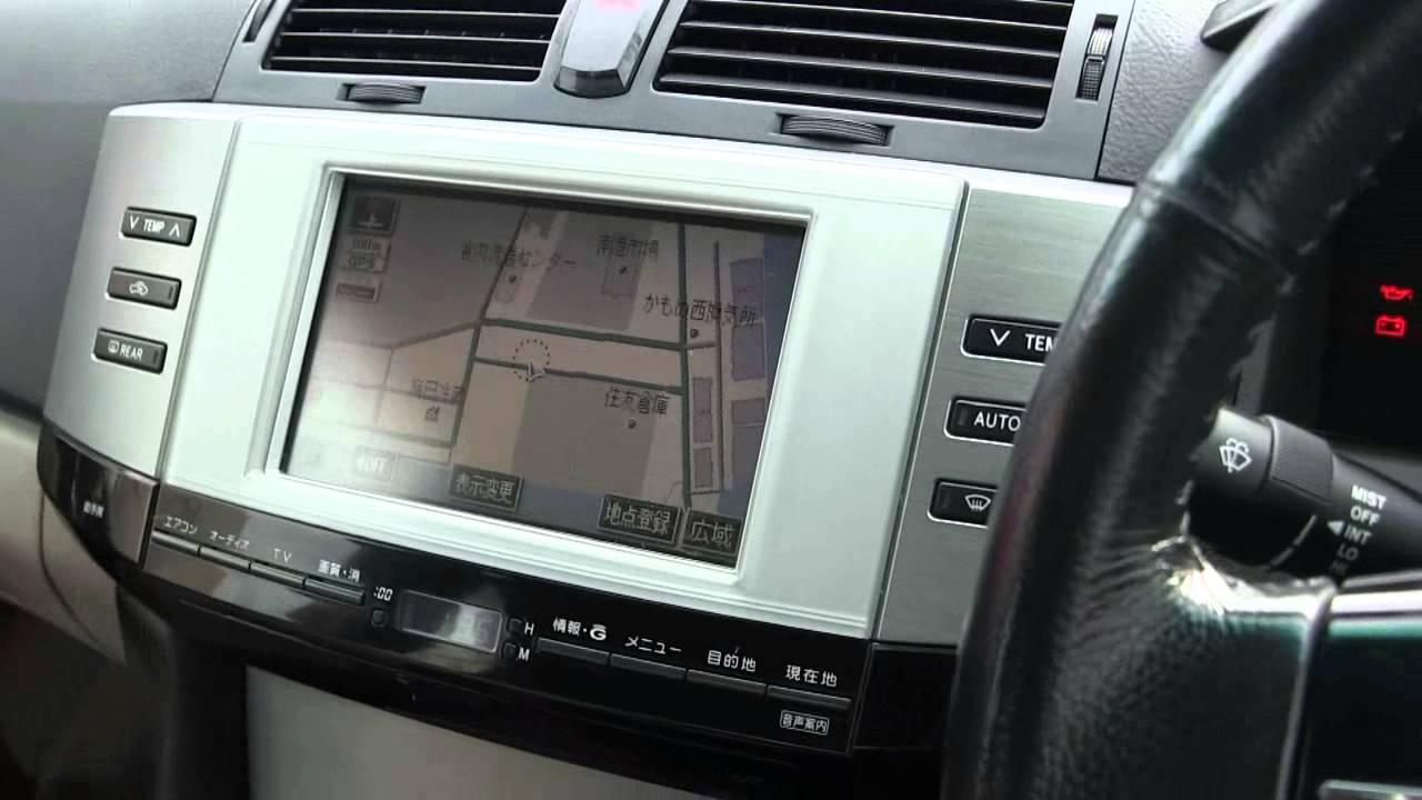 Toyota Mark X 250g 2005 77 000 Km Youtube