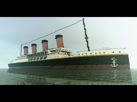 Minecraft Titanic : Episode 4