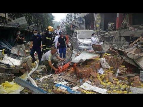 11 killed, 37 critically injured in Hubei Province blast