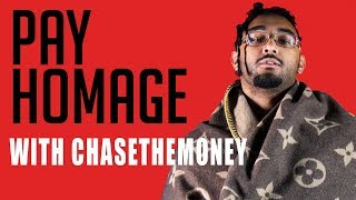 ChaseTheMoney Picks His Favorite Hip-Hop Beats | Pay Homage
