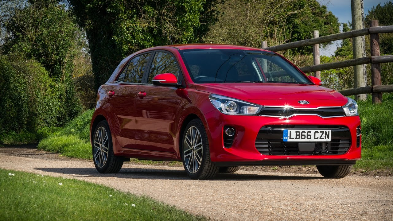 2019 Kia Rio First Edition Review! New Motoring - YouTube