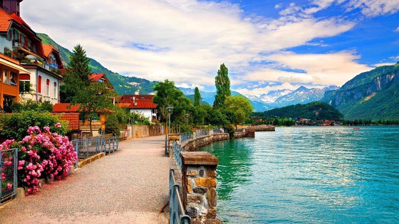 Switzerland سويسرا مناظر طبيعية رائعة