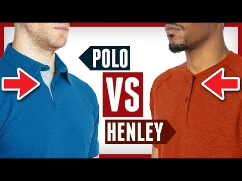 Polo Vs Henley | Which Shirt Is More Stylish? | RMRS