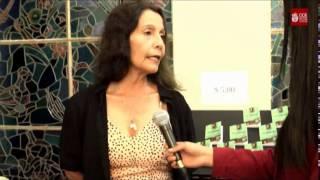 Poeta chilema presentó su libro Del Arauco a la Ronda, en Casa de la Cultura