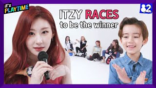 (CC) ITZY Plays a Word Quiz with KIDS I IT'z PLAYTIME EP.4