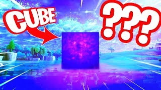 DE CUBE IS NU BIJ LOOT LAKE!! WAT GAAT ER GEBEUREN?? Fortnite Battle Royale LIVE