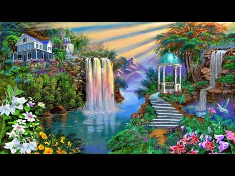 Mindfulness for Kids | THE MAGNIFICENT GARDEN | Guided Meditation for Children