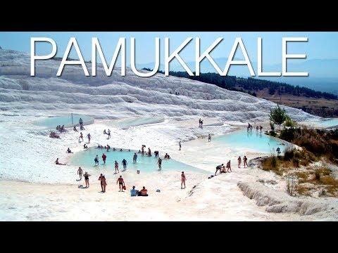 Pamukkale & Hierapolis - Turkey