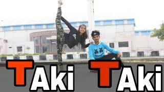 Taki Taki - DJ Snake ,Cardi B , Selena Gomez ozuna Dance Choreography by VS Ranawat .ft.Sandhya Soni