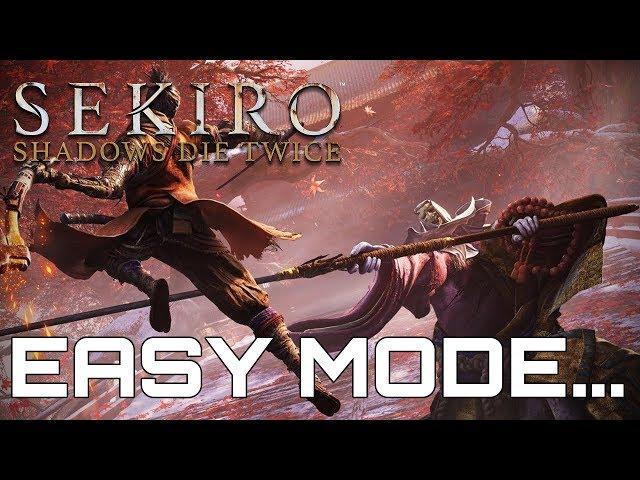 Sekiro Is Hard (And Amazing)