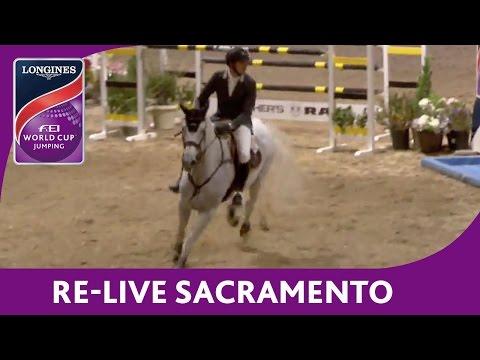 Re-Live - Jumping - NAL - Longines FEI World Cup™ - Sacramento